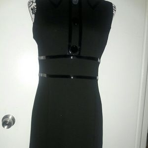 Michael Kors Mini Black Dress